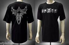 T-Shirt MC TRIBAL - Taille L - Style BIKER HARLEY