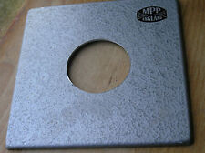 genuine MPP monorail lens board  panel  51.6mm hole