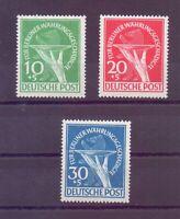 Berlin Währung 1949 - MiNr. 68/70 postfrisch** geprüft - Michel 350,00 € (147)