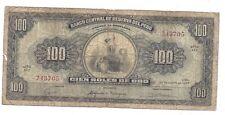 Billets des Amériques, de Pérou