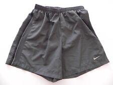 Nike Running Women's Size S Dri-Fit Gray Shorts w/Lining
