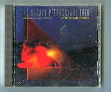 Michael Petrucciani TRIO CD Live at the Village vanuard © 1985 West Germany Jazz