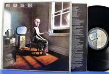 RUSH Power Windows LP 1985 US Orig Mercury 826 098-1 M-1 w/Lyric Sleeve VG++