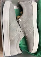 Men's Shoes Diamond Supply Co The Icon Skateboard Athletic Suede Gray Size 12
