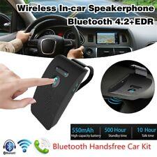Auto Kfz Freisprecheinrichtung Bluetooth 4.2 Freisprechanlage Visier Car Kit 1X