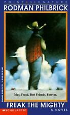 Point Signature: Freak the Mighty by Rodman Philbrick (1995, Paperback)