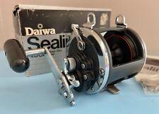 New listing Daiwa Sealine 400H Deep Sea Fishing Reel with box, tools, and manual.