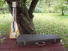 Soviet lap steel vintage guitar 50`-60`s