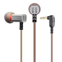 KZ ED9 Full Bass Headphone HiFi Stereo Headsets In-Ear Earphone With Microphone