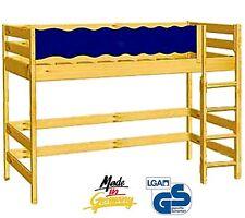 Bettgestelle in aktuellem Design ohne Matratze mit Lattenrost aus Massivholz