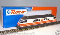 Roco H0 63522, E-Lok der SBB Re 460 'AGFA-FILM' digital - OVP (W950)