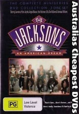 The Jacksons An American Dream DVD NEW, FREE POSTAGE WITHIN AUSTRALIA REG ALL