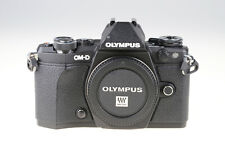 Olympus OM-D e-m5 Mark II negro 16.0 MP cámara digital carcasa