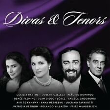 Divas & Tenors - Various Artists - CD - New Sealed Condition