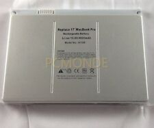 Apple MacBook Pro 17-inch Replacement 6600 mAh Battery (A1189)