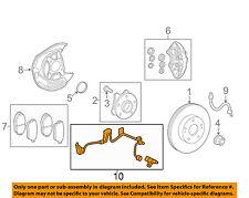 89542-30291 Toyota Sensor, speed, front rh 8954230291
