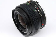 [EX+++] Minolta MC W.Rokkor 28mm f/3.5 MF Wide Angle Lens for SR Mount
