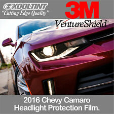 Headlight Protection Film by 3M for 2016-2019 Camaro