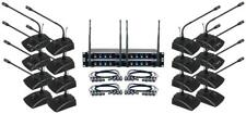 Vocopro 16 CH DIGITAL-CONFERENCE-16 UHF Digital Wireless Conference System