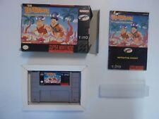 Flintstones: The Treasure of Sierra Madrock SNES Super Nintendo *COMPLETE**CIB*