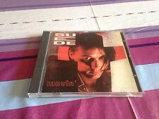 Suede Movin' cd rare Live