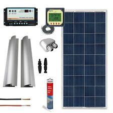 Kit fotovoltaico para autocaravana 150Wp PRO