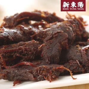 新東陽果汁牛肉乾 Hsin Tung Yang Beef Jerky Fruit Juice Flavor Snacks 100g*