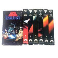 Sci-Fi / Action 9 VHS Bundle Lot