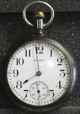 Waltham Equity Pocket watch taken from wreck of Battleship Maine Sep 11, 1901