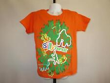 New Silly Bandz Kids Small S (4-5) Orange Shirt