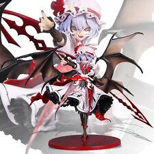 Touhou Project Remilia Scarlet Anime Manga Figuren H:22.5CM Super Cool Neu