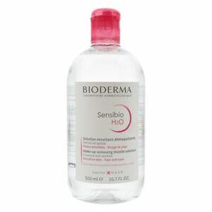 Bioderma Sensibio H2O Make-Up Remover 500ml