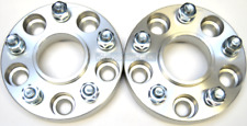 2pcs(A Pair) Hubcentric Bolt On Wheel Spacer Adaptor 15mm 5x114.3 66.1