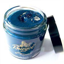 Burgol Schuhcreme Premium Schuhpomade 100ml BLAU