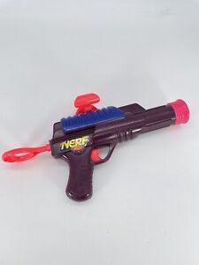 Vintage 1993 Original Nerf Kenner Gun Pistol Single Shot Sharpshooter Tested