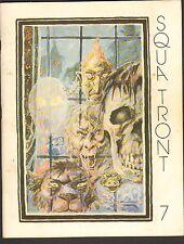Squa Tront #7 ~ E.C. Fanzine 1977 (8.0) WH