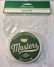2018 Masters Golf Augusta National Multipack Assorted 20 Disposable Coasters