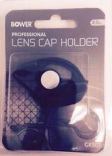 10 Pcs Lens Cap Keeper Holder for Nikon Fuji Pentax Canon Olympus