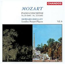 Howard Shelley, W.a. Mozart - Piano Concertos [New CD]