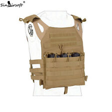 Military Plate Carrier Ammo Chest Rig JPC Vests Airsoft Paintball Hunting Vest