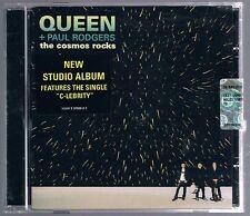 QUEEN + PAUL RODGERS THE COSMOS ROCKS CD F.C. SIGILLATO!!!
