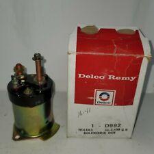 New OEM ACdelco D992 GM 1114493 Starter Solenoid for various 1962-1974 models