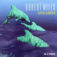 Robert Miles CD Single Children - France (EX+/EX+)