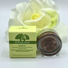 Origins Ginzing Brightening Cream Eyeshadow 04 BAMBOOST, New in Box