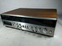 Panasonic RS-862S 8-Track Stereo Recorder AM FM Receiver Cleaned, Radio Tested!