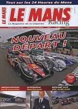 LE MANS RACING Hors Série Juin 2013