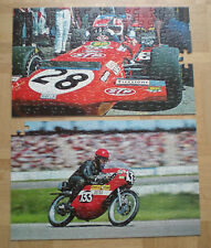 RAVENSBURGER Puzzle 1973 Chris Amon MARCH FORD Cosworth Formel-1 MotoGP ROTAX