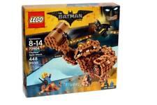 Lego BATMAN #70904 Clayface Splat Attack Building Toy Set