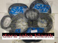 SUZUKI LJ80 LJ50 ELJOT JIMNY WEATHER STRIP RUBBER, GLASS RUBBER, MOUNTING SET
