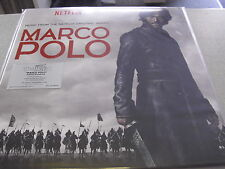OST - Marco Polo - ltd. numbered coloured 180g 2LP audiophile Vinyl /// Netflix